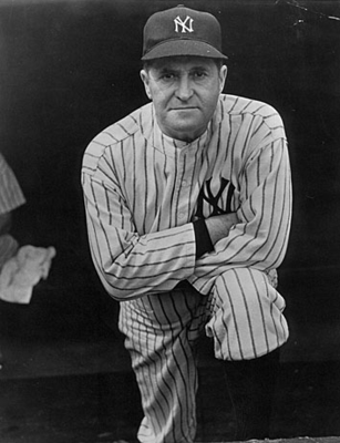 Joe McCarthy managed 8 All-Star Games (Casey Stengel holds the record, with 9)