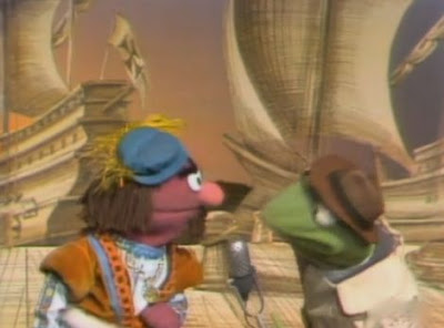"""With no pre-conceived notions, I ran a Google image search for """"muppet columbus"""". I was not disappointed."""